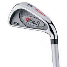 Wilson FAT SHAFT Individual Iron