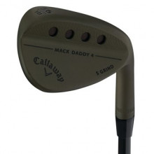 Callaway Mack Daddy 4 Tactical S Grind Wedge