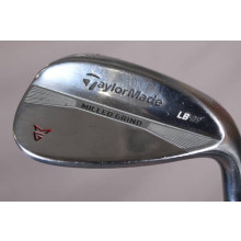 TaylorMade Milled Grind Satin Chrome Wedge