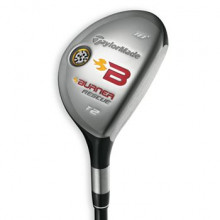 TaylorMade Burner Rescue Tour Launch Hybrid