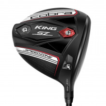 Cobra King Speedzone Black White Driver