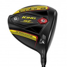 Cobra King Speedzone Black Yellow Driver