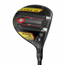 Cobra King Speedzone Black Yellow Fairway Wood